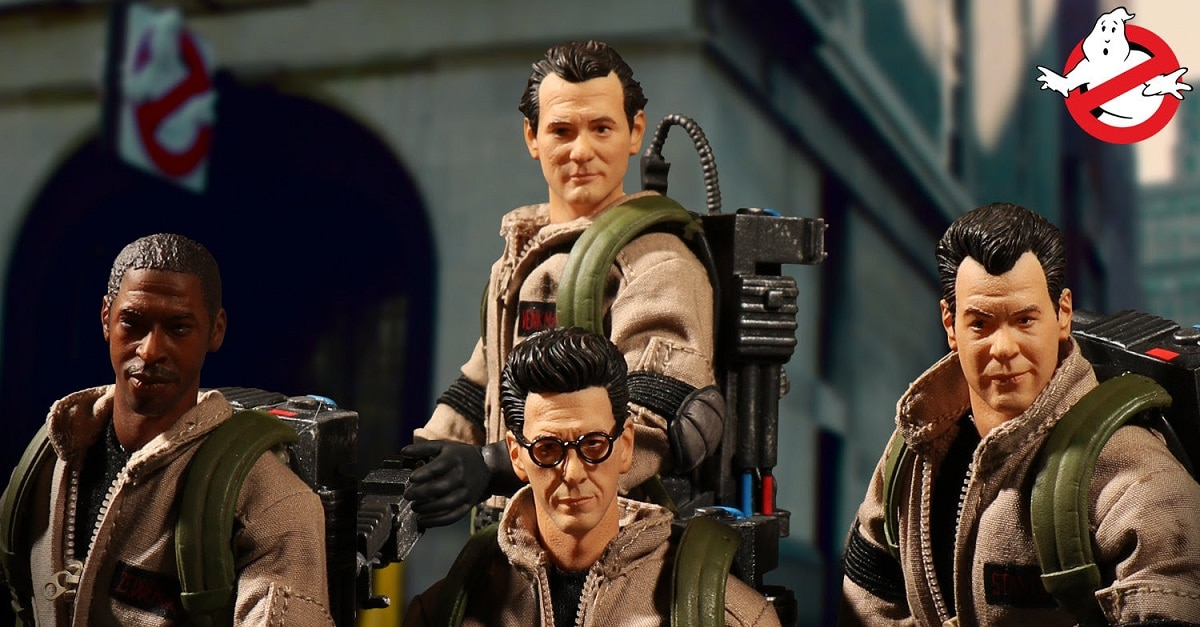 GhostbustersToysFI - Must-Own: The One:12 Collective Ghostbusters Deluxe Box Set