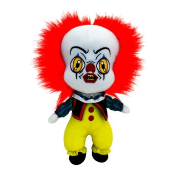 ITPLushx3 336x336 - Factory Entertainment's IT Plush Collection is Adorably Creepy