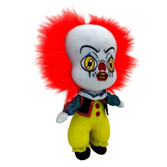 ITPLushx4 336x336 - Factory Entertainment's IT Plush Collection is Adorably Creepy