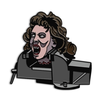 LINDA 700x 336x336 - New Evil Dead 2 Shirts, Turntable Slipmats, and Candle Via Cavity Colors