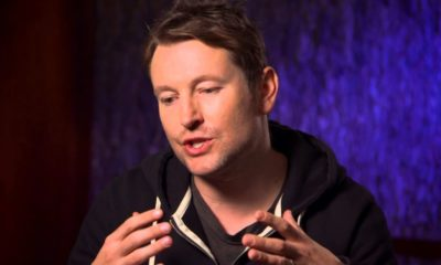 """Leigh Whannell 400x240 - Leigh Whannell's New Blumhouse Sci-Fi Horror Film Rated R for """"Strong Violence, Grisly Images, and Language"""""""