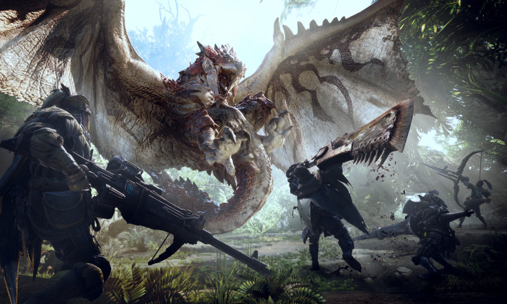 Caveman Escape With Son Game Walkthrough : Monster hunter: world review who needs a social life anyways
