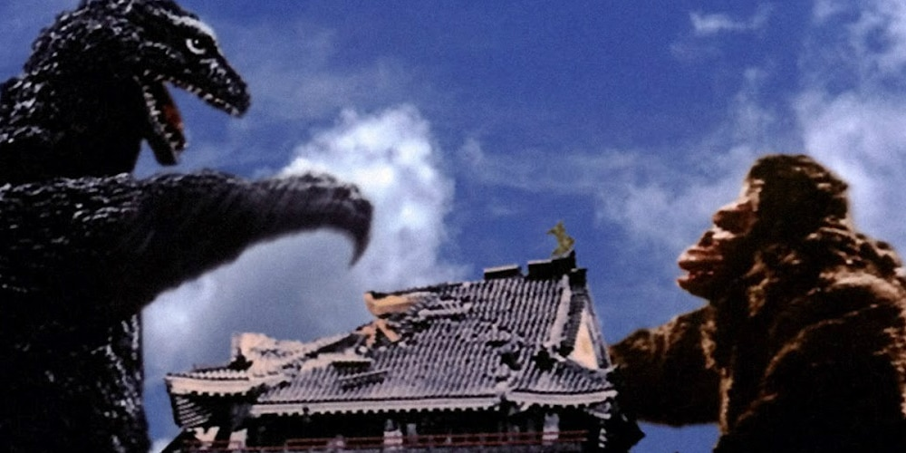 Fearsome Facts: King Kong vs  Godzilla (1962) - Dread Central