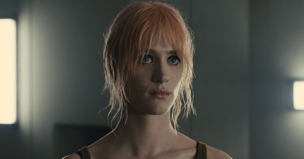 MackDavisTerminator6 - Mackenzie Davis May Join James Cameron and Tim Miller's Terminator Reboot