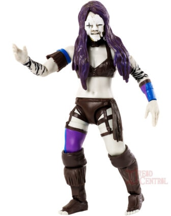 Mattel WWE Monsters Asuka 004 336x426 - Mattel's WWE Figures Showing Their Teeth...and Claws...And Other Monster Parts