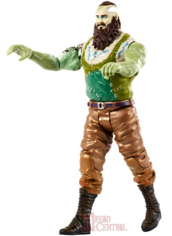 Mattel WWE Monsters Braun Strowman 005 336x460 - Mattel's WWE Figures Showing Their Teeth...and Claws...And Other Monster Parts