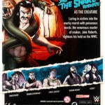 Mattel WWE Monsters Jake the Snake Roberts 002 150x150 - Mattel's WWE Figures Showing Their Teeth...and Claws...And Other Monster Parts