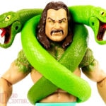 Mattel WWE Monsters Jake the Snake Roberts 004 150x150 - Mattel's WWE Figures Showing Their Teeth...and Claws...And Other Monster Parts