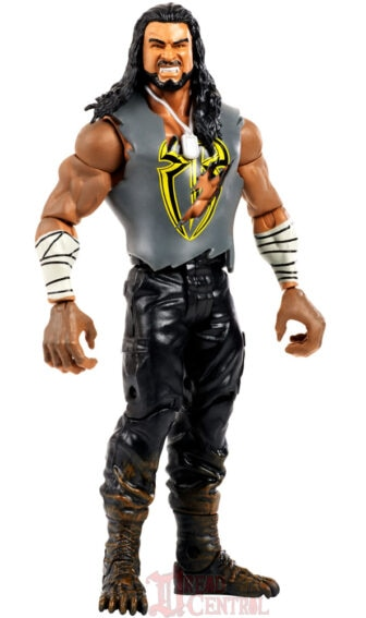 Mattel WWE Monsters Roman Reigns 003 336x567 - Mattel's WWE Figures Showing Their Teeth...and Claws...And Other Monster Parts