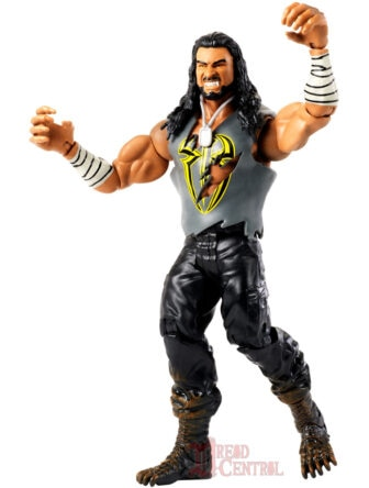 Mattel WWE Monsters Roman Reigns 004 336x444 - Mattel's WWE Figures Showing Their Teeth...and Claws...And Other Monster Parts