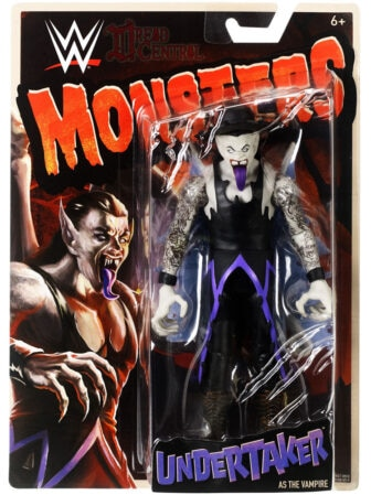 Mattel WWE Monsters Undertaker 001 336x449 - Mattel's WWE Figures Showing Their Teeth...and Claws...And Other Monster Parts