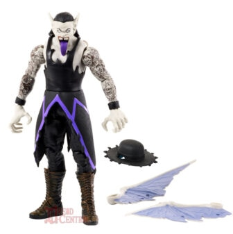 Mattel WWE Monsters Undertaker 003 336x337 - Mattel's WWE Figures Showing Their Teeth...and Claws...And Other Monster Parts
