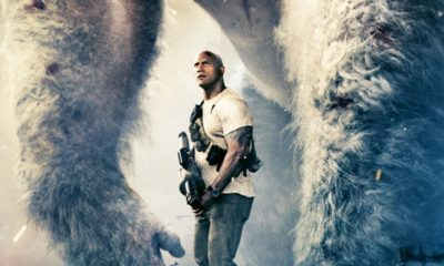 RAMPAGE 400x240 - Dwayne Johnson's  Rampage Release Date Moves Up a Week to Friday the 13th