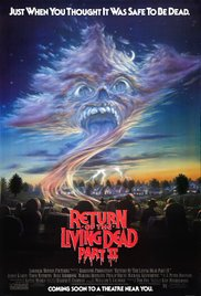 ROTLD 2 poster - Recollections of a Teenage Monster: HEAVY METAL ZOMBIES
