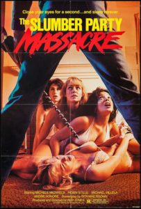 Slumber party massacre 203x300 - Shout Factory Buys Roger Corman's Entire Film Library! Plans to Remake/Reboot Movies Like Slumber Party Massacre and Piranha