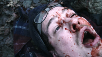 Still Mountain Fever Bloody face 336x189 - Hendrik Faller's End of the World Thriller Fever Gets Trailer, Poster, and Release Date