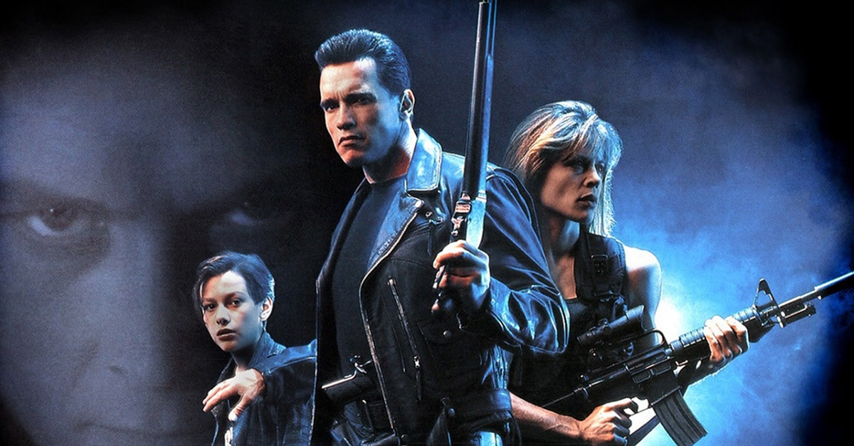 New Terminator Begins Filming This Summer