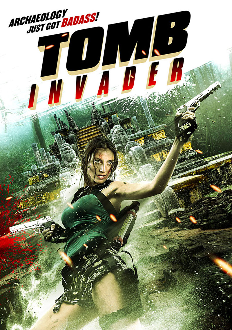 TOMBINVADER - The Asylum Transplants You to Triassic World and More Mockbuster Madness