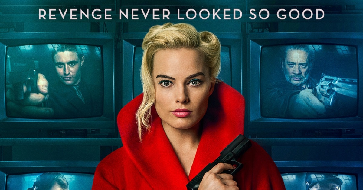 Terminal - Terminal Starring Margot Robbie, Simon Pegg, and Mike Myers Gets Trailer and Poster