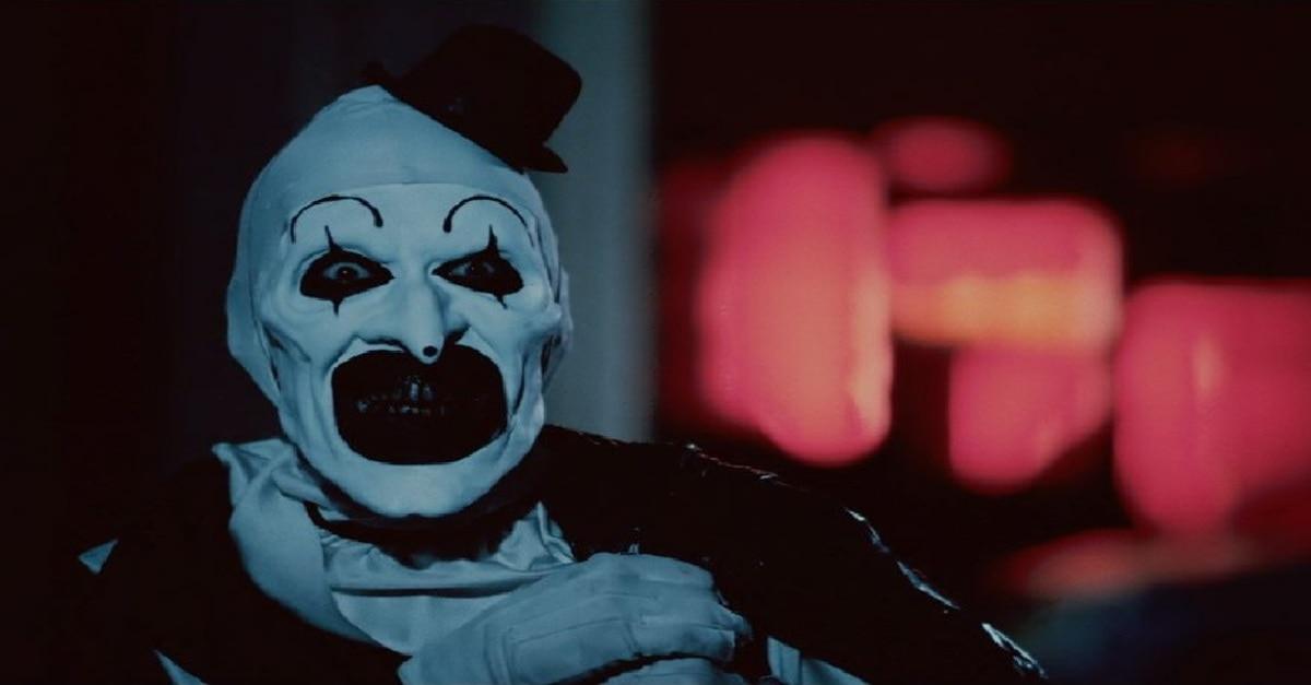 Terrifier Art the Clown 1200x627 - Watch This Weekly Podcast Episode 5: WALL-TO-WALL MAYHEM!