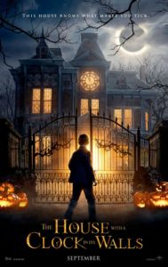 The House With A Clock In Its Walls Poster 1200 1900 189x300 - The House With a Clock in its Walls Gets Delightful 80's Trailer