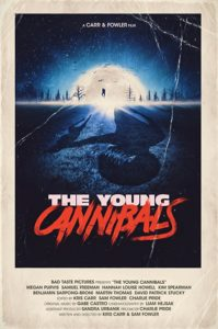 The Young Cannibals 199x300 - Six Friends Eat Human Flesh Burgers and Accidentally Summon a Demon in The Young Cannibals Trailer