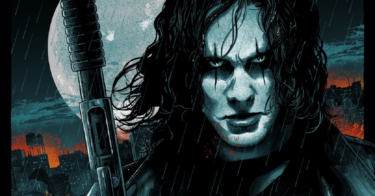 """TheCrow Copy - Must-Own: Vance Kelly's """"The Killer of Killers"""" Poster Inspired by Alex Proyas' The Crow"""