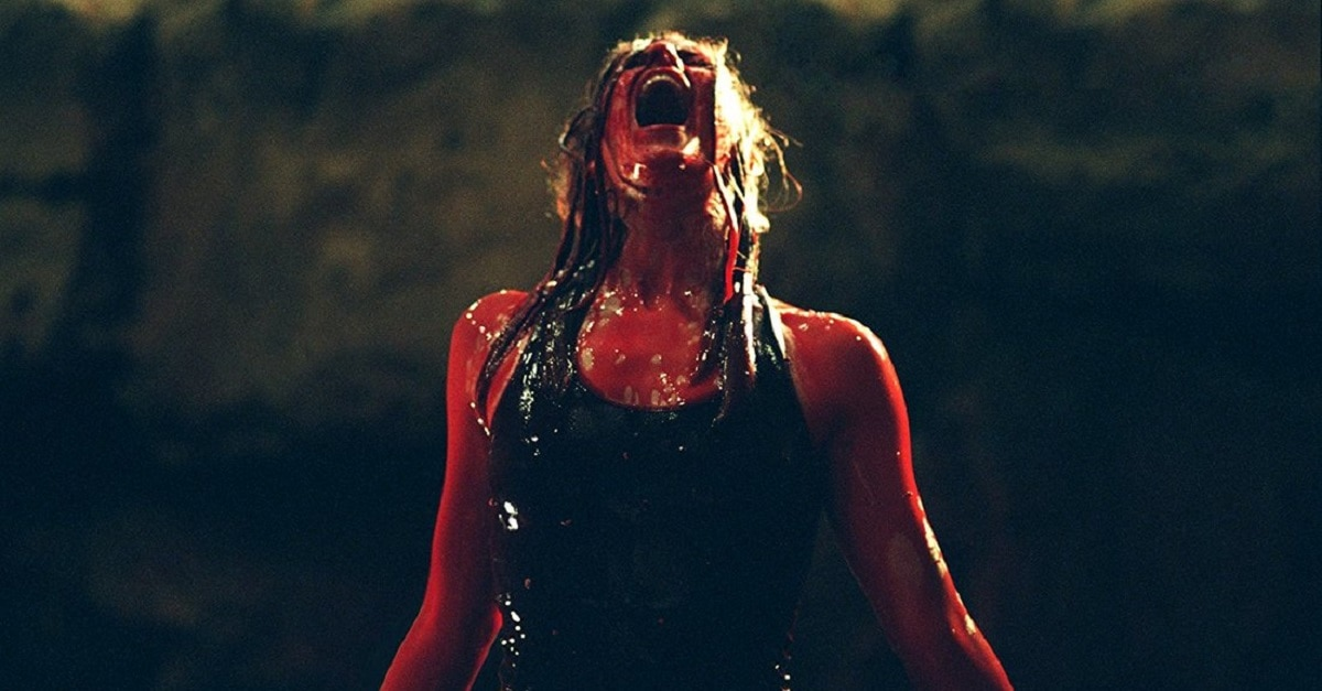 """TheDescent - Cave-Diving 47 Meters Down Sequel Will Be """"The Descent Underwater"""""""