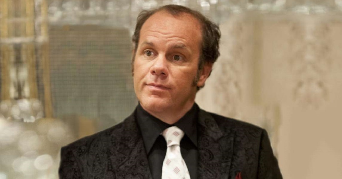 TomPapa - El Superbeasto Himself Tom Papa Joins Rob Zombie's 3 From Hell