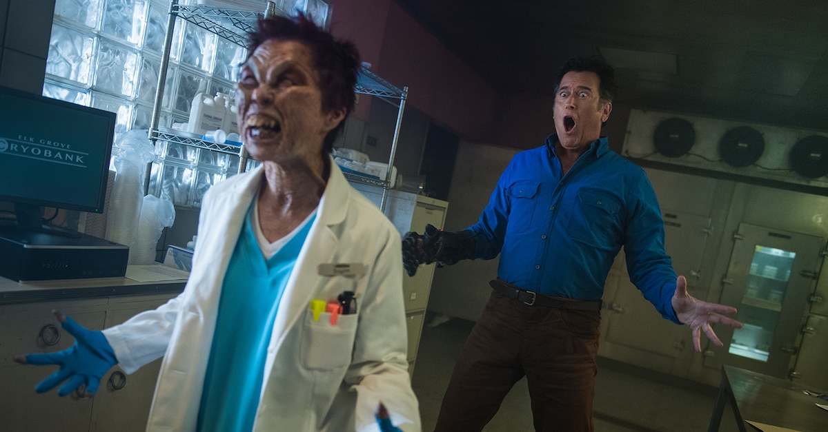 ashvsevildeads3e2banner1200x627 - Ash vs Evil Dead S3 E2 Review - This One's Gonna Leave a Stain!