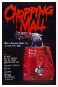 chopping mall.62633 200x300 - Chopping Mall Remake Ditches Killer Robots for Possessed Mannequins?