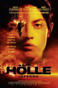 coldhellposter 200x300 - Cold Hell (Die Hölle) Review - Giallo Terror Invades Vienna