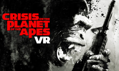 crisis on the planet of the apes 1 400x240 - Crisis on the Planet of the Apes VR Game Releasing Next Month