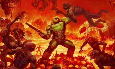 doom slayer 400x240 - The Expendables of (Video Game) Horror