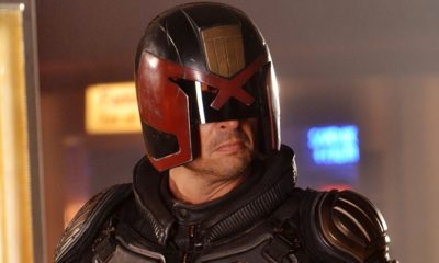 dredd 400x240 - Karl Urban Says Alex Garland Directed Dredd; Comments On Possible Return to Mega-City One