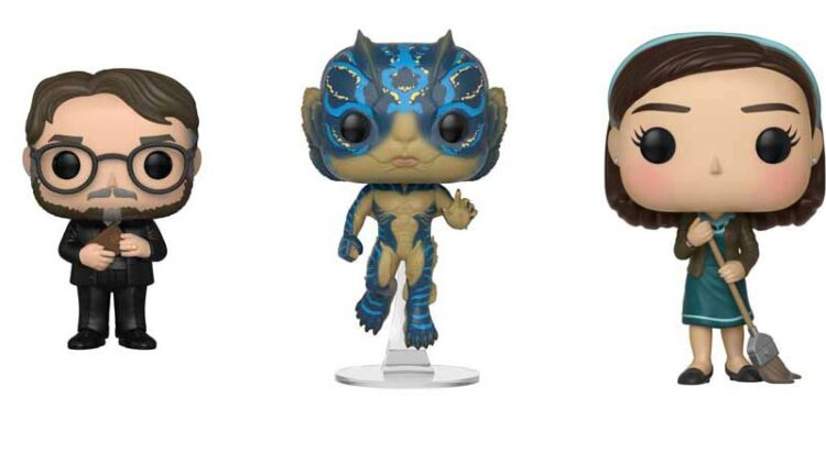 funko shapewater collection 750x422 - Funko Gives Guillermo del Toro and The Shape of Water the Pop! Vinyl Treatment