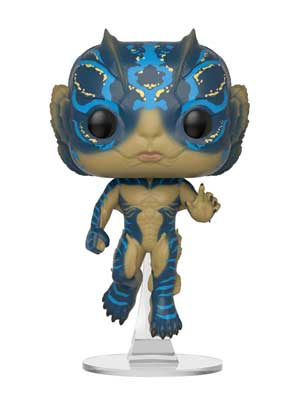 funko shapewater fishman - Funko Gives Guillermo del Toro and The Shape of Water the Pop! Vinyl Treatment
