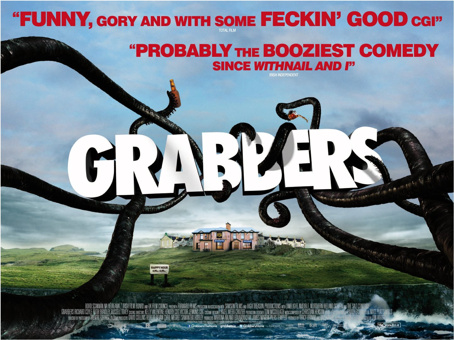 grabbers 2012 - Who Goes There Podcast: Ep 156 - Grabbers