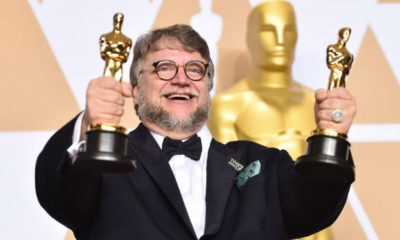 guillermo del toro oscar 400x240 - Horror Wins BIG at the 2018 Spirit Awards and Oscars