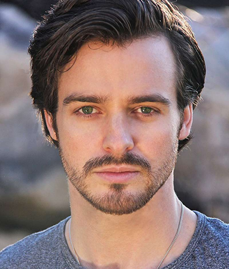 jake stormoen - Supernatural Sci-Fi Series The Outpost to Air on The CW This Summer