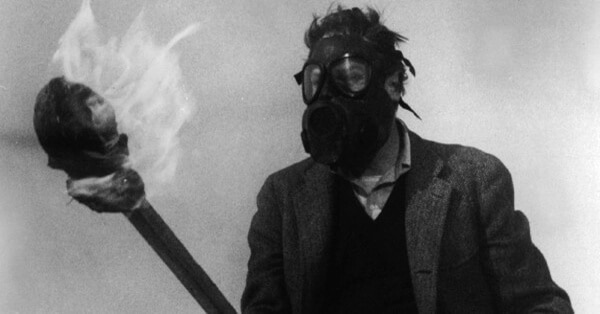 last man on earth vincent price gas mask torch i am legend2 1 - The UK's Miskatonic Institute of Horror Studies Teaching an I Am Legend Class This Week