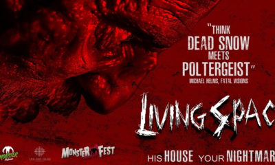 living space2 1 400x240 - Zombie Nazi Movie Living Space to Premiere at the Monster Fest Traveling Road Show