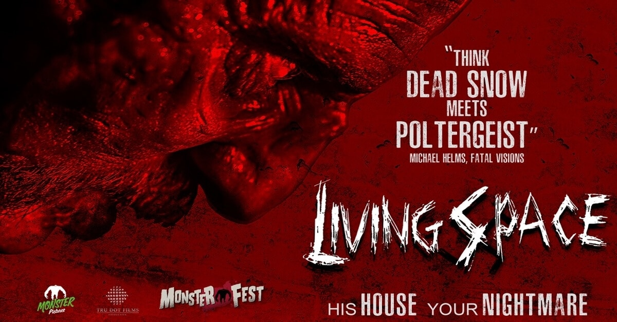 living space2 1 - Zombie Nazi Movie Living Space to Premiere at the Monster Fest Traveling Road Show