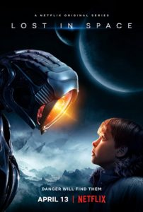 lost in space 202x300 - Netflix's LOST IN SPACE Returns for Season 2