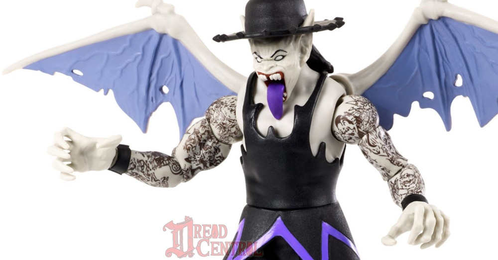 mattelwwemonstersbanner - Mattel's WWE Figures Showing Their Teeth...and Claws...And Other Monster Parts