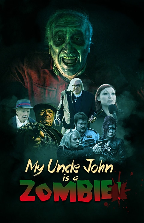 my uncle john is a zombie - My Uncle John Is a Zombie - Three Exclusive Clips!