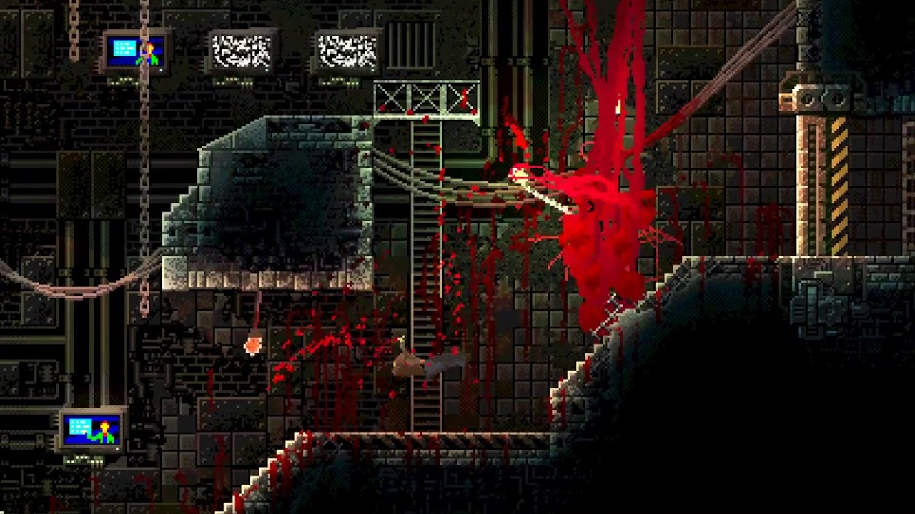 Gross Out Trailer Unveiled For Disgusting Horror Game Carrion