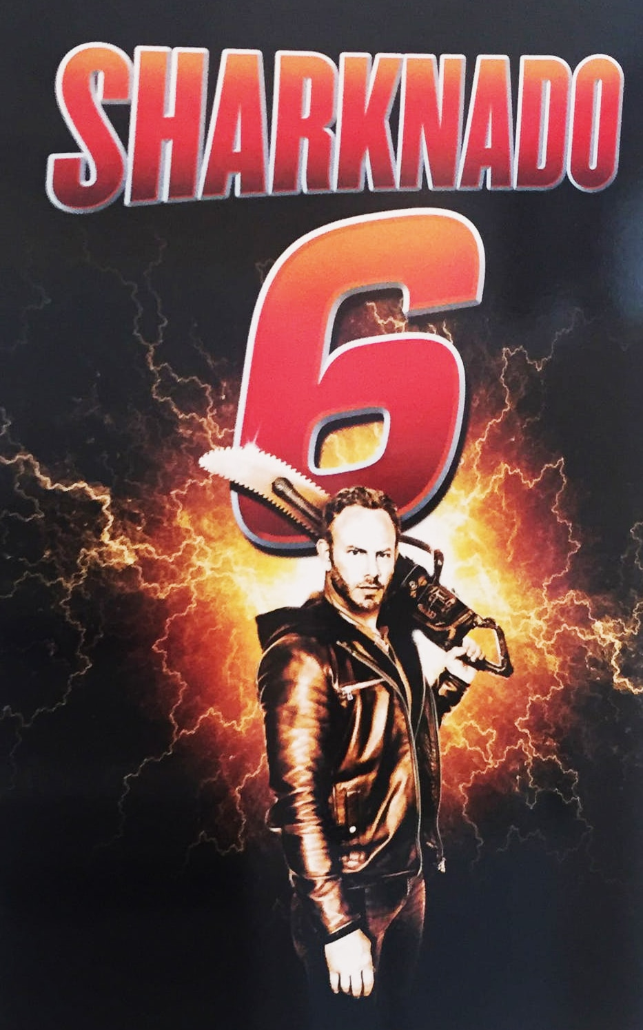sharknado 6 poster - Time's Up for Sharknado with the Sixth and Final Time-Traveling Sequel