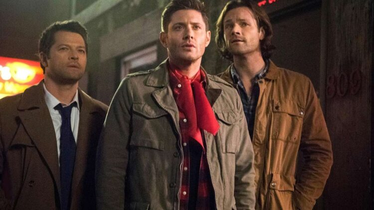 supernatural scooby3 750x422 - First Look Photos and Official Synopsis of the Supernatural/Scooby-Doo Crossover