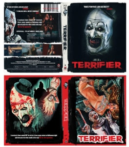 terrifierbluraycombo 3 264x300 - Dread Central Presents: Terrifier Home Video Details Revealed